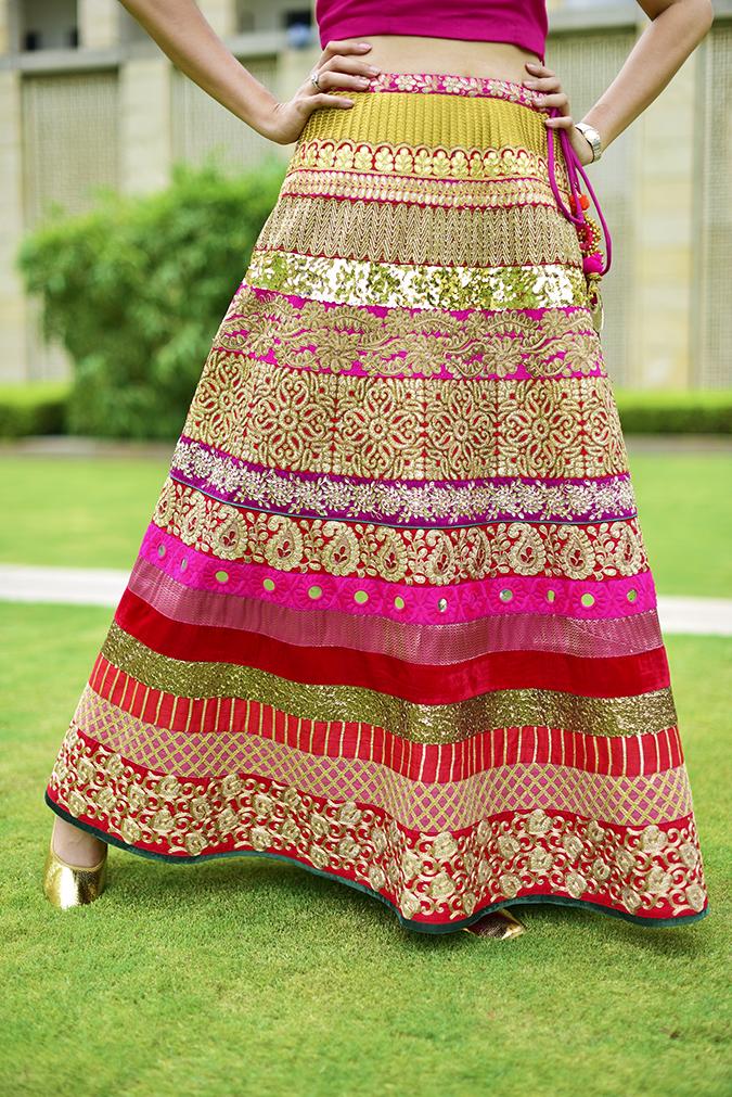 Fashion Capsule | Akanksha Redhu | lehenga