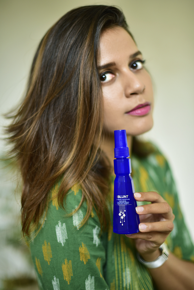 Intense Moisture Hair Serum | BBLUNT | Akanksha Redhu | main