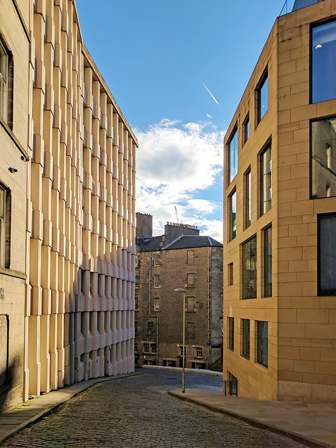 Edinburgh | Akanksha Redhu | empty streets