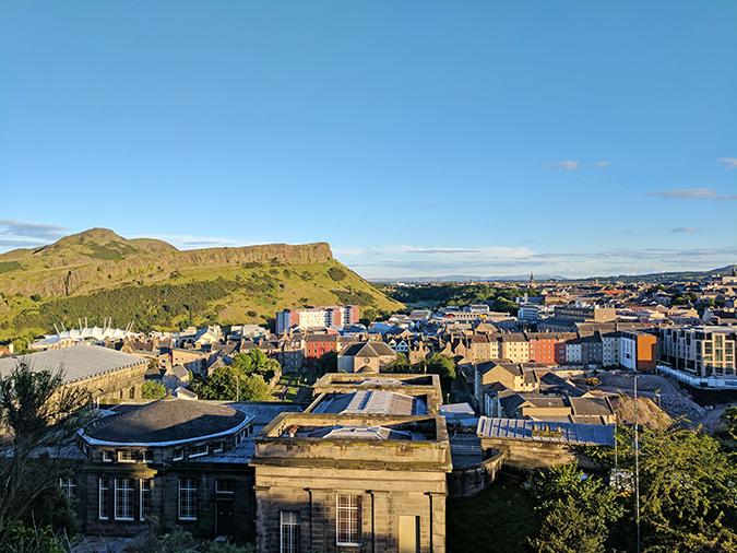 Edinburgh | Akanksha Redhu | arthurs seat