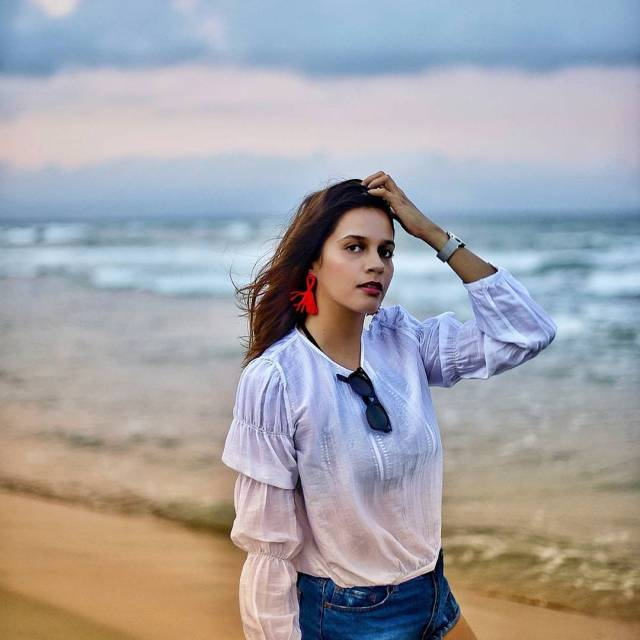 RedhuTravels  Sunset vibes in Da Nang Vietnam Weve runhellip
