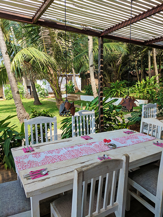Places to Eat | Goa | Akanksha Redhu | elevar chairs