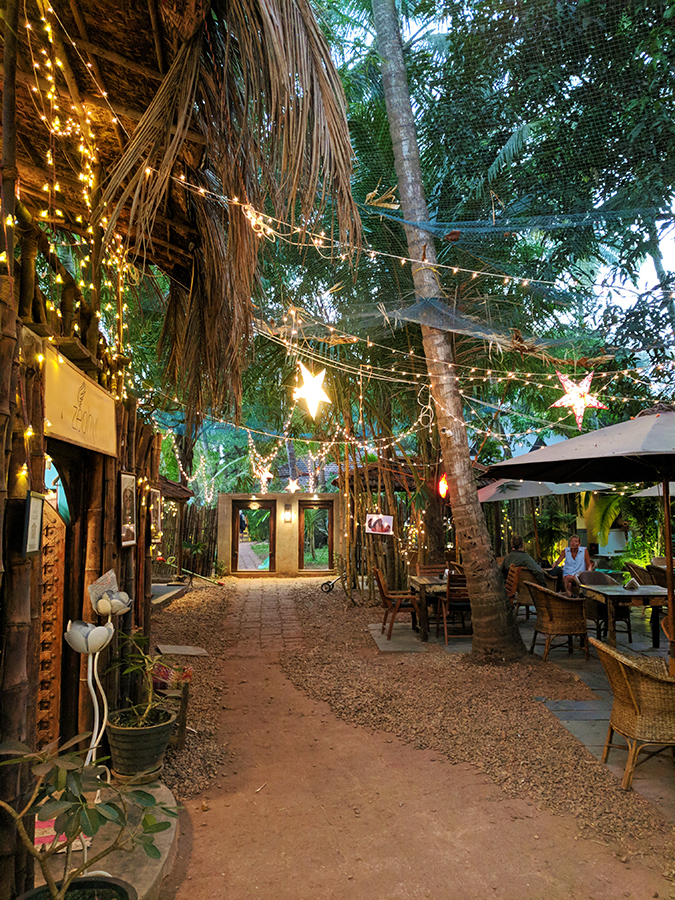Places to Eat | Goa | Akanksha Redhu | jardin