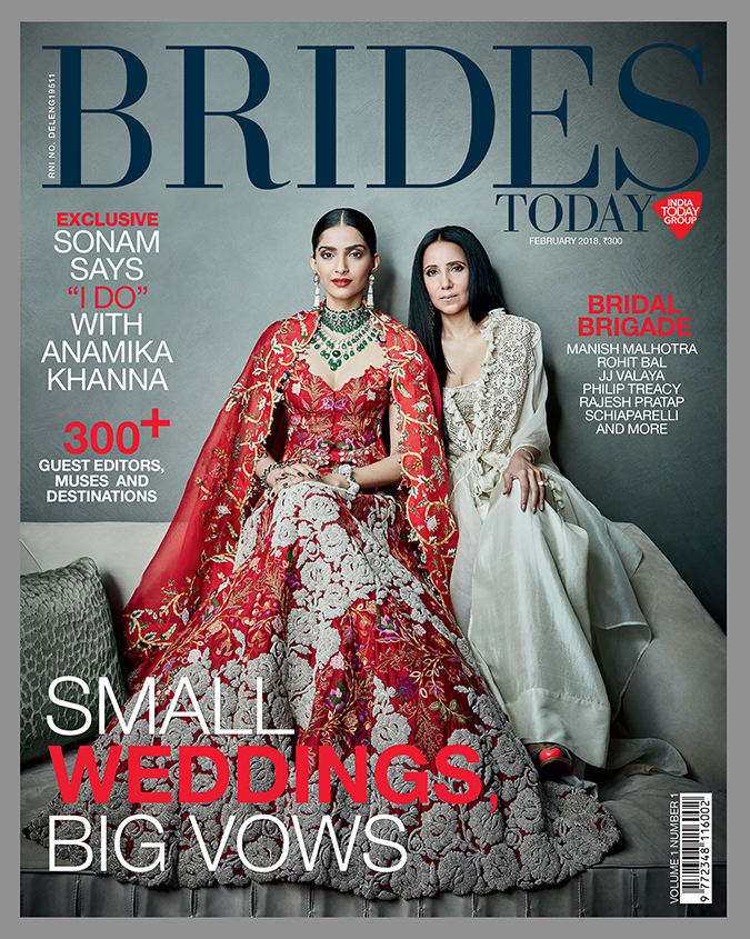 Brides Today Feb 2018 | Akanksha Redhu