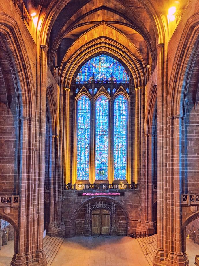 Must See Liverpool | Akanksha Redhu | Visit Britain | Liverpool Cathedral2