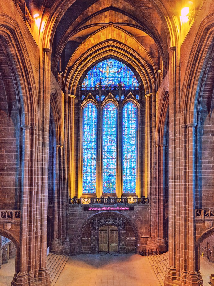 Must See Liverpool | Akanksha Redhu | Visit Britain | Liverpool Cathedral2