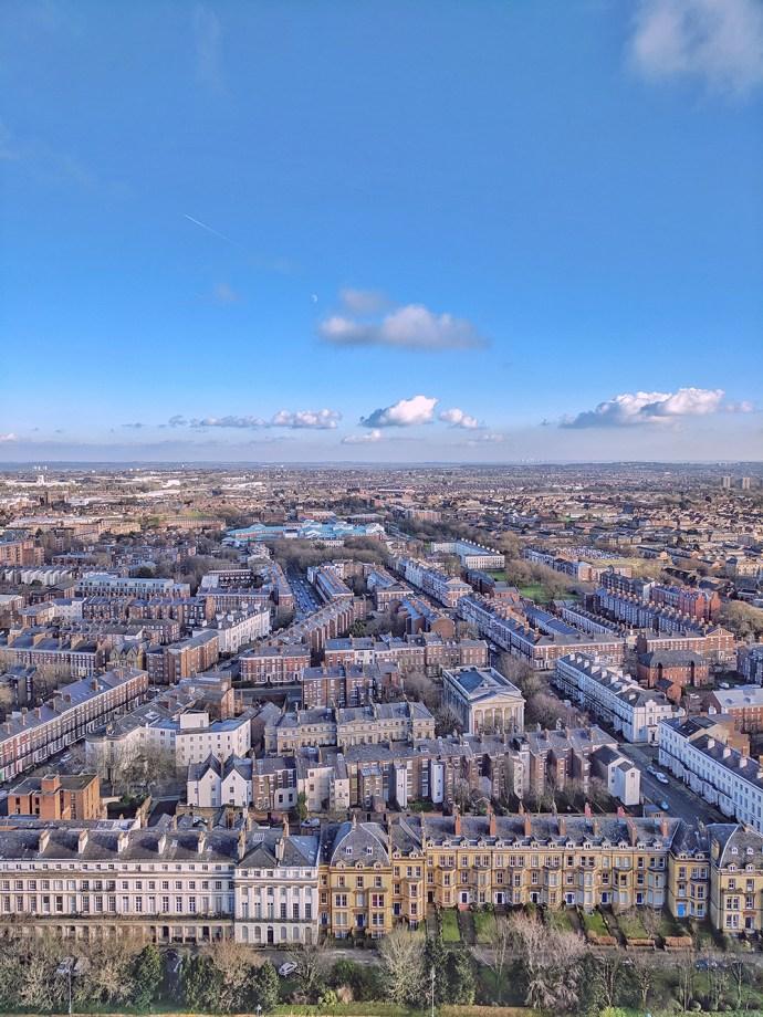 Must See Liverpool   Akanksha Redhu   Visit Britain   top view of Georgian Quarter
