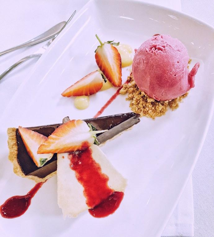 Must See Liverpool | Akanksha Redhu | Visit Britain | dessert at blakes