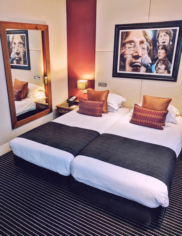 Must See Liverpool | Akanksha Redhu | Visit Britain | bedroom