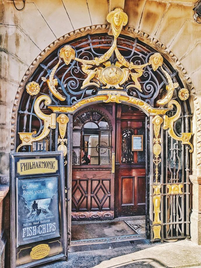 Must See Liverpool | Akanksha Redhu | Visit Britain | Philharmonic Pub