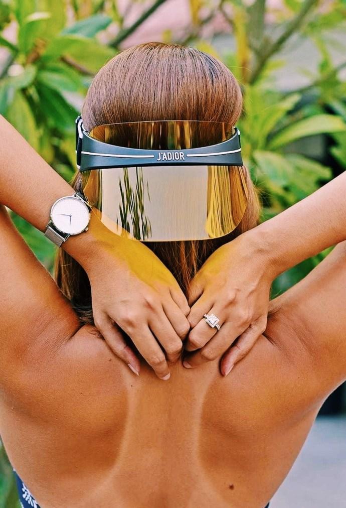 DiorClub1 | Akanksha Redhu | wearing backwards