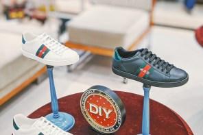 Gucci DIY | New Delhi