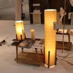 2019年開催のアカリ・イマージュ出展照明プロダクト作品