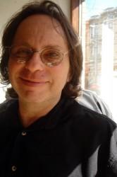 RU Sirius - Prolific cyberpunk, futurist journalist. Was editor of H+magazine.