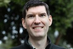 Scott Jackisch - Blogger at the Oakland Futurist; head of East Bay Futurists.