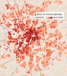Moscow Property Prices (2013)