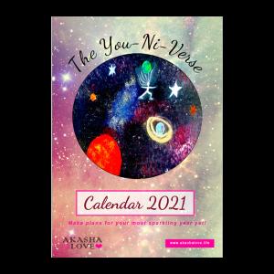 You-Ni-Verse Calendar 2021 (Download Version)