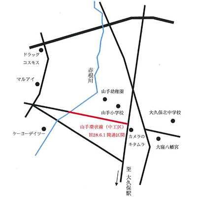 山手環状線