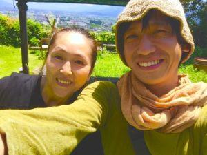 井上恭子さん。