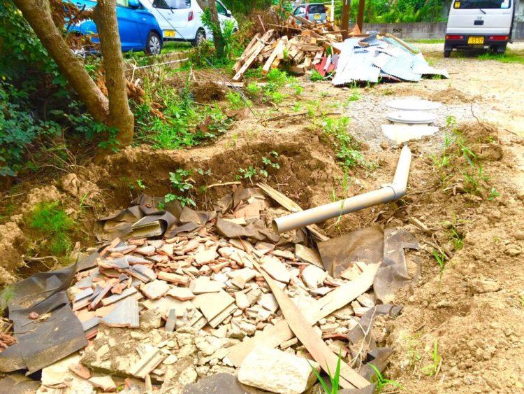 排水設備。