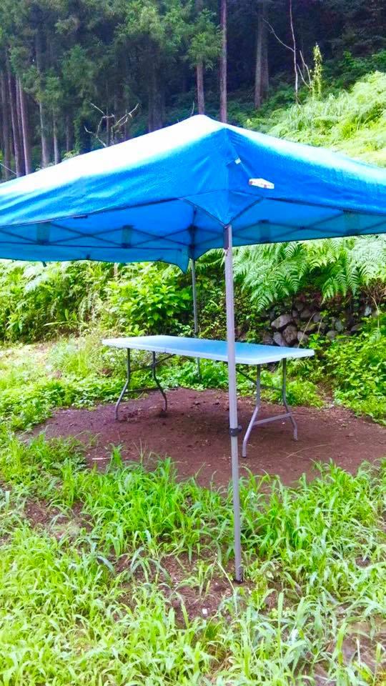 あきる野キャンプ3