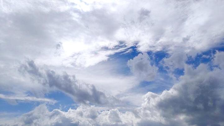 風の神様。
