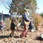 栃木の野外保育の今 vol.1 レポ「0歳から聞ける、親子で自然の中に寝転ぶコンサート!」