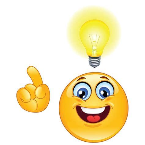smiley bright idea meme