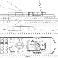 Cruise Ship Diagram Carbohydrate Structure Daily Party 0 Layout