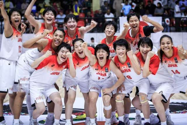 U18女子アジア選手権大会