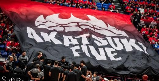 日本代表 アカツキファイブ