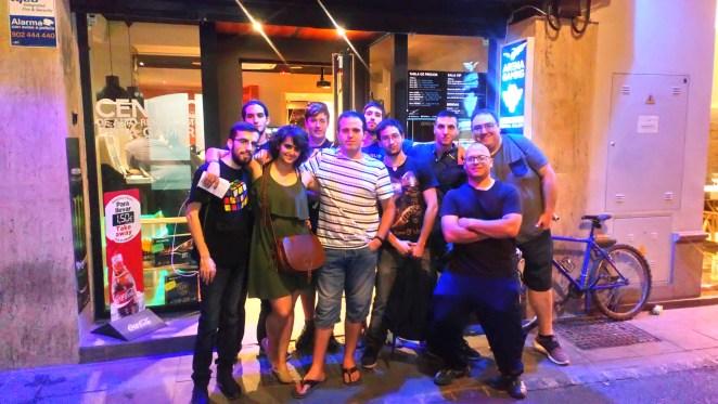 noche gaming grupo