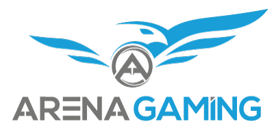 Logo Arena Gaming - Noches Gaming