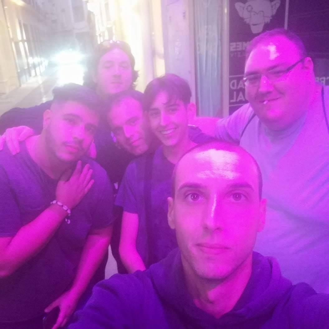 Los supervivientes de la 18º Noche Gaming