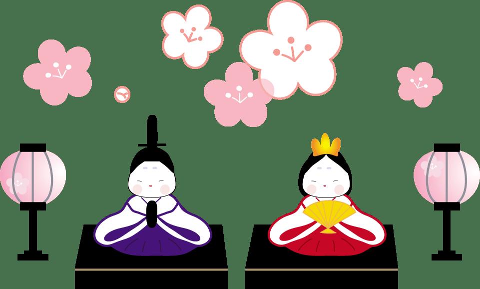 Hina Matsuri Ilustracion