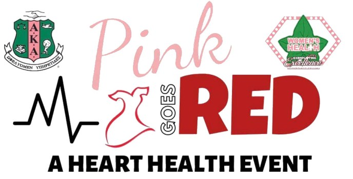 Pink Goes Red Graphic