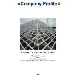 Pasang Atap Baja Ringan Cianjur Company Profile Akbarjaya Weebly Com