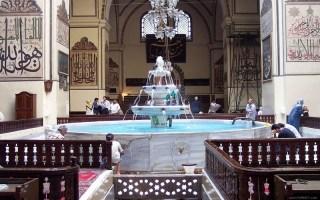 Cami temizliği