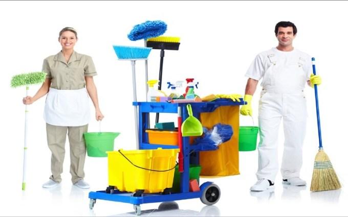 Temizlik hizmetleri