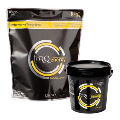 Torq Energy o smaku Cytrynowym