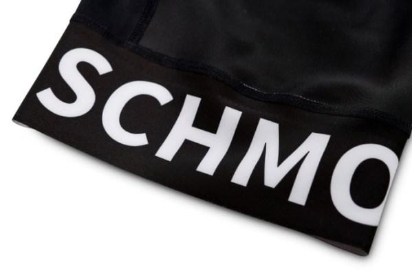 Spodenki kolarskie Schmolke-Carbon Black Edition