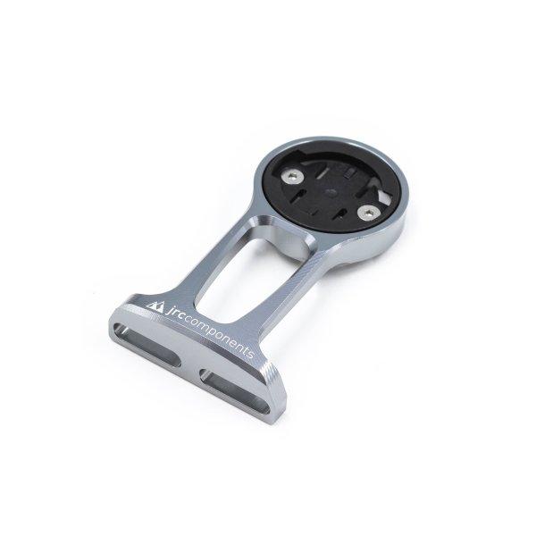 Uchwyt licznika JRC Components - do Wahoo - Przednie mocowanie do mostka - szary /gunmetal/