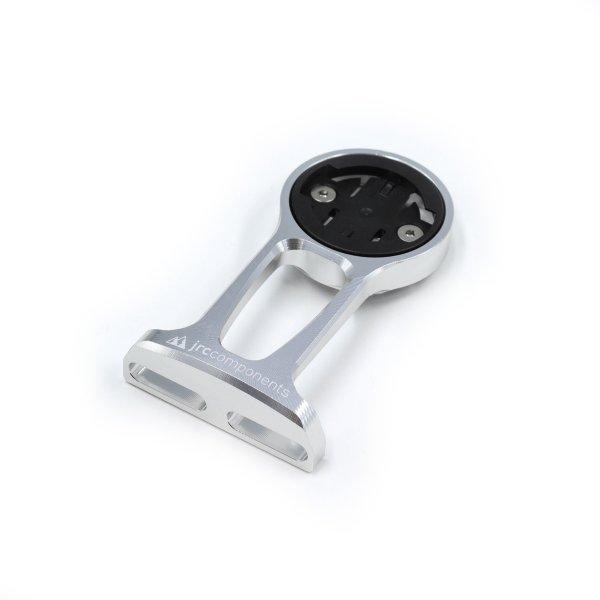 Uchwyt licznika JRC Components - do Wahoo - Przednie mocowanie do mostka - srebrny /silver/