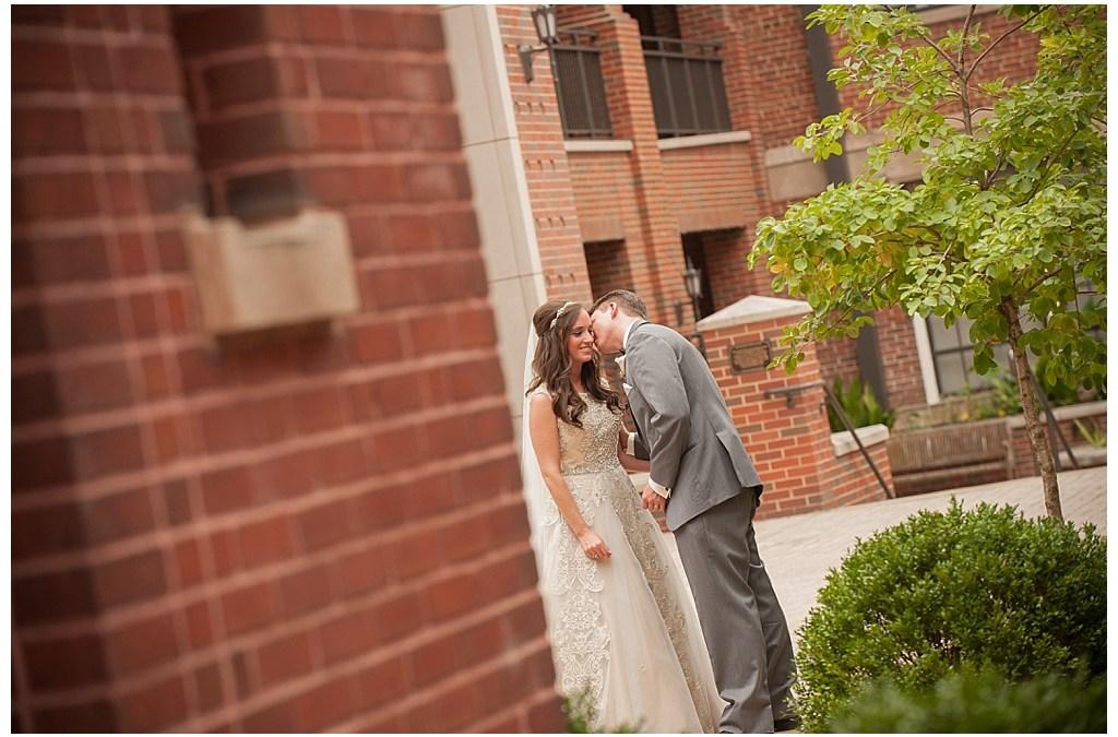 Caitlin and Ben   Ross Bridge Golf Resort and Spa   Birmingham Alabama   AK Brides   Real Wedding
