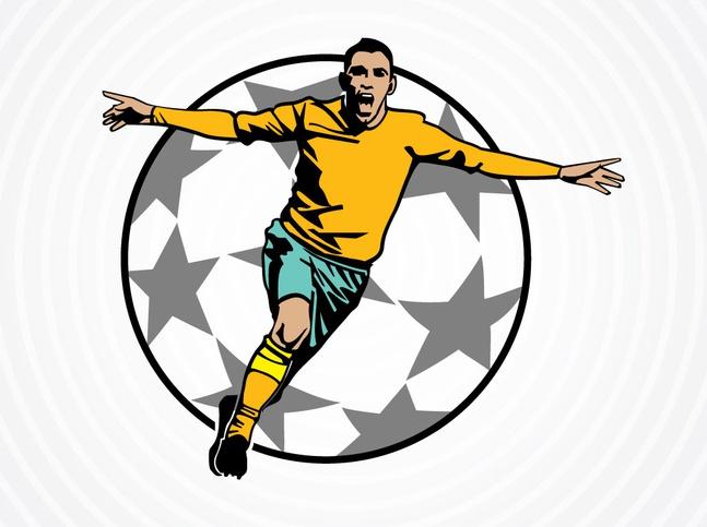 stjernefodbold