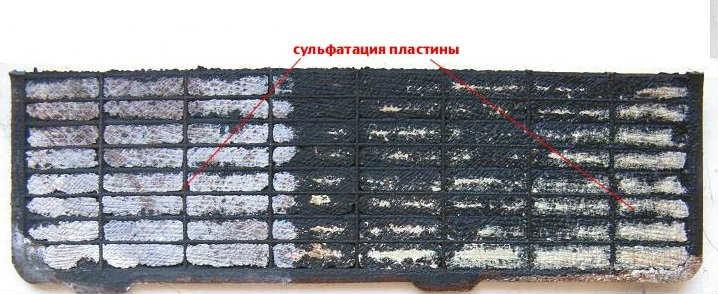 بخش اصلی عناصر زیر 1.75 ولت تخلیه می شود، روش می تواند