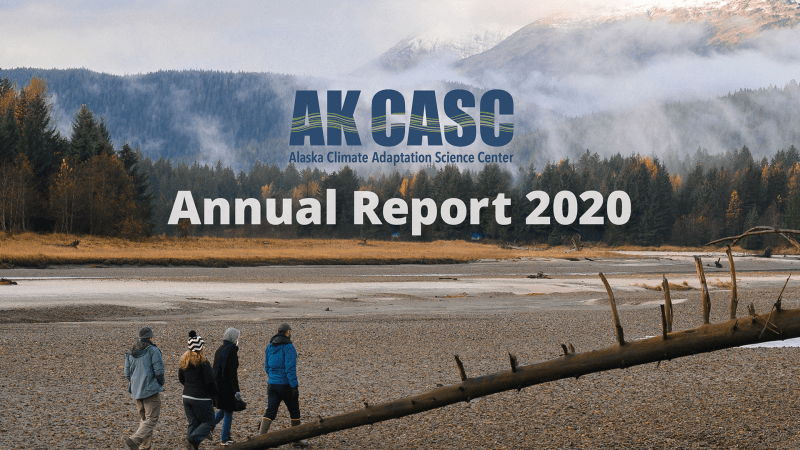 AK CASC Annual Report 2020 Cover