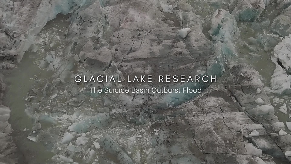 Watch: How researchers study glacial lake outburst floods in Juneau