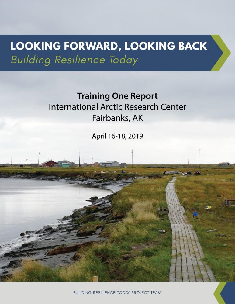 training report 1 cover