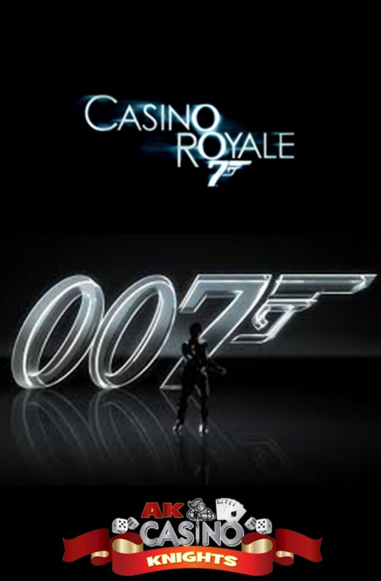 Themed Casino Parties James Bond theme hire